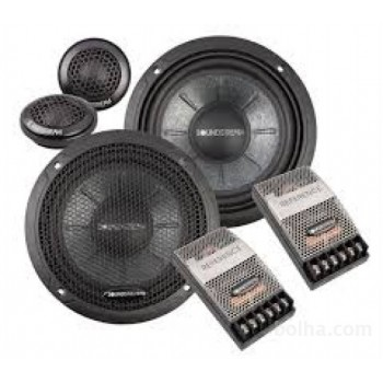 200W RMS ZVOČNIKI RC.6 SOUNDSTREAM SISTEM 165mm