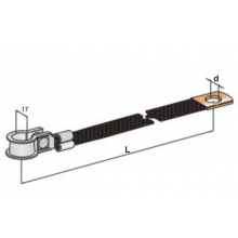 pletenica za maso - akumulator 300 mm