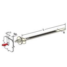 pritrdilna vezica za večkratno uporabo