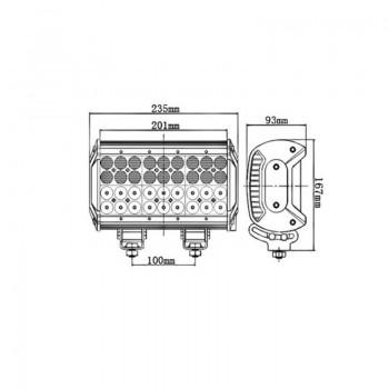 LED delovna luč/žaromet DE-108WKQ