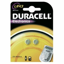 baterija DURACELL  LR43