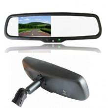 4,3¨ Monitor vzvratno ogledalo z nastavkom za FIAT DUCATO, CITROEN JUMPER in PEUGEOT BOXER (Model: MT562OEDJB)