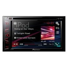 AVTORADIO PIONEER AVH-280BT+VIDEO KAMERA DE-612