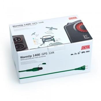 grelni komplet WarmUp 1400 GPS link