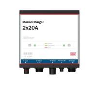 polnilec MarineCharger 2x20A